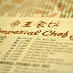 Imperial Chef, Yum Cha hmmmm