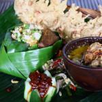 Taman Indie, Tempat Makan di Bibir Sungai