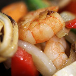 Jalapeno Express, Fresh Yummy Mixed Seafood Grilled