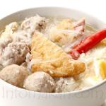 Yong Tau Foo, Soup dari Hakka
