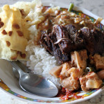 Rawon Tessy, Malang Punya Cerita