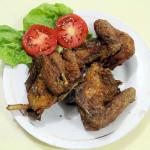 Ayam Goreng Tenes, Garing dan Empuk