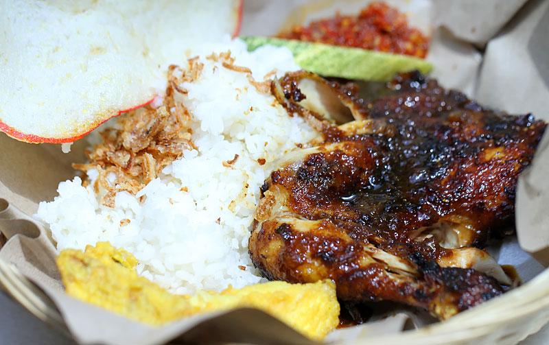 Ayam Bangkok Indonesia