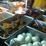 Nasi Pecel Kertosono, Denpasar – Bali