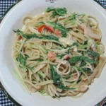 Pasta Sea Food Nan Creamer Ala Yuka