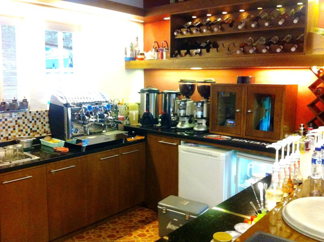 Cafe De Arte Lampung