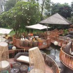 Jimbaran Outdoor Lounge – Intercontinental Hotel Jakarta