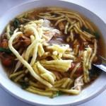 Rumah Makan Mendoan, Kelapa Gading – Jakarta