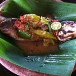Rumah Makan Pecak Bandeng Luy Resto, Serang