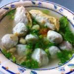 Bakso Ikan Merapi, Pontianak