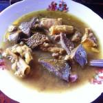 Gule Bustaman Pak Darso, Semarang
