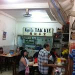 Kedai Kopi Es Tak Kie, Jakarta