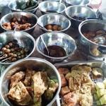 Warung Nasi Jamblang Keraton, Cirebon