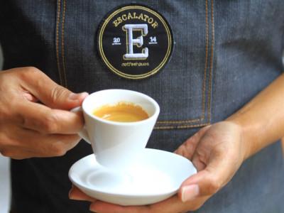 Escalator Coffeehouse, Jakarta