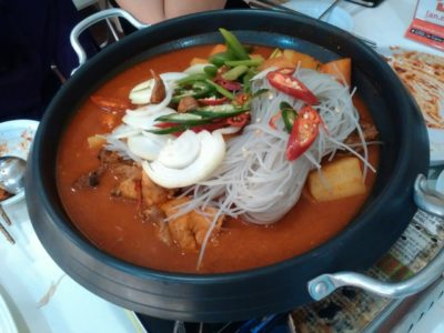 An.Nyeong Korean Food Cafe – Jakarta